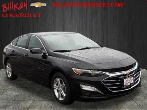 New 2019 Chevrolet Malibu LS 1LS FWD LS 4dr Sedan