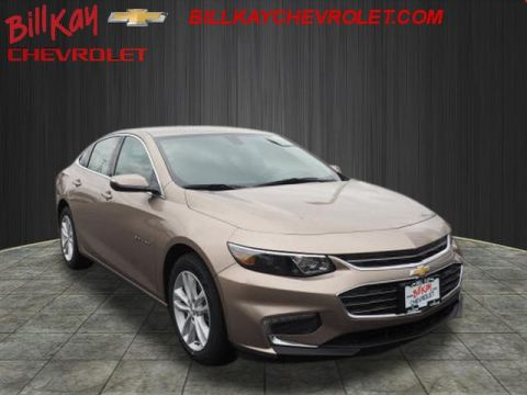 New 2018 Chevrolet Malibu LT 1LT FWD LT 4dr Sedan