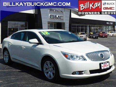 Pre-Owned 2012 Buick LaCrosse Premium 2 Group FWD Sedan