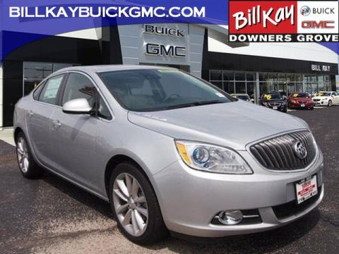 New 2016 Buick Verano Convenience Group FWD Convenience Group 4dr Sedan