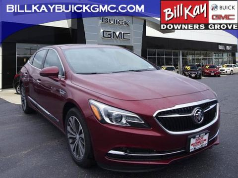 New 2017 Buick LaCrosse Essence FWD Essence 4dr Sedan