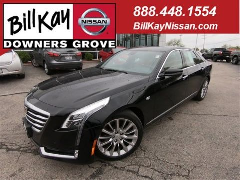 Pre-Owned 2016 Cadillac CT6 Luxury AWD AWD