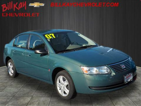 Pre-Owned 2007 Saturn Ion 2 FWD 2 4dr Sedan 4A