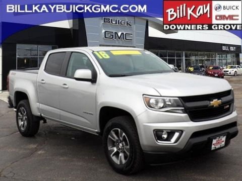 Pre-Owned 2016 Chevrolet Colorado Z71 RWD Truck
