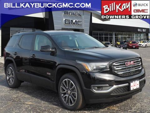 New 2019 GMC Acadia SLT-1 4WD