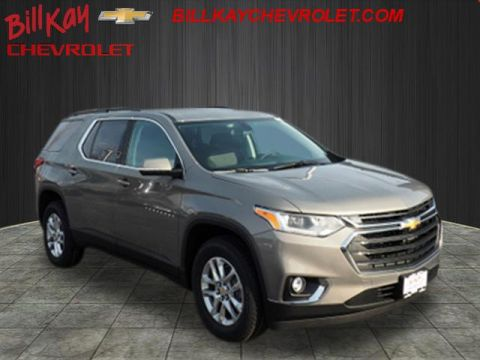 New 2019 Chevrolet Traverse LT Cloth w/1LT FWD LT Cloth 4dr SUV w/1LT
