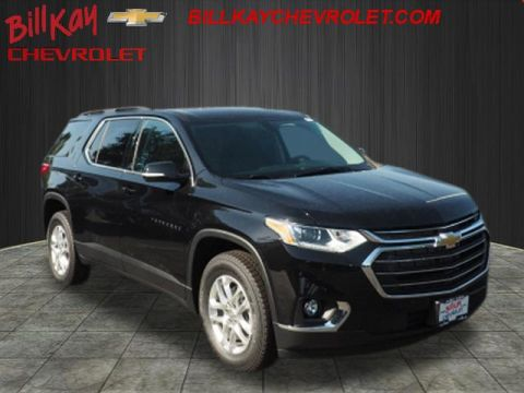 New 2020 Chevrolet Traverse LT Cloth w/1LT FWD LT Cloth 4dr SUV w/1LT