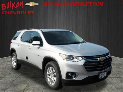 New 2020 Chevrolet Traverse LT Cloth w/1LT AWD