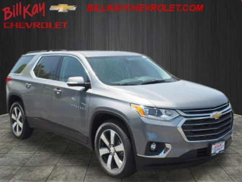 New 2019 Chevrolet Traverse LT Leather Leather 4WD
