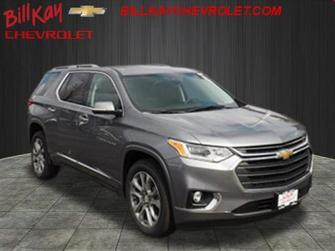 New 2019 Chevrolet Traverse Premier Leather 4WD