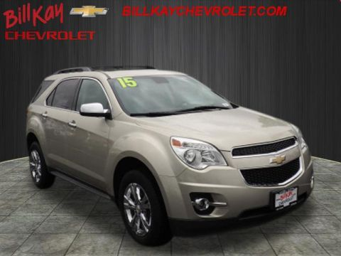Pre-Owned 2015 Chevrolet Equinox LT 2LT AWD