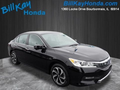 Certified Pre-Owned 2016 Honda Accord EX FWD Sedan