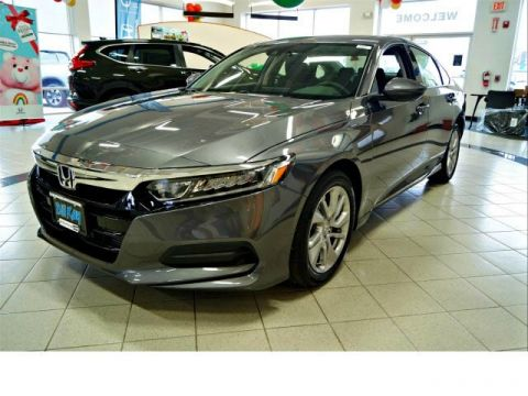 New 2019 Honda Accord LX FWD Sedan