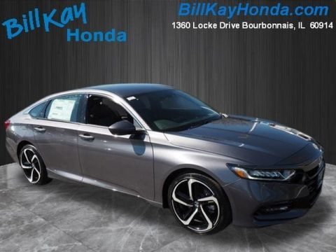 New 2019 Honda Accord Sport FWD Sedan