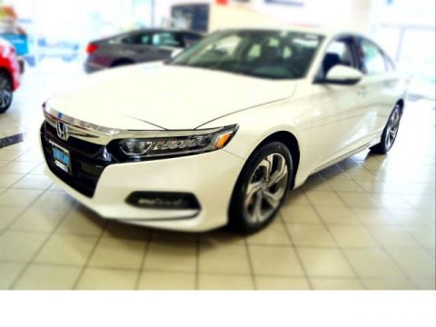 New 2018 Honda Accord EX-L w/Navi with Navigation