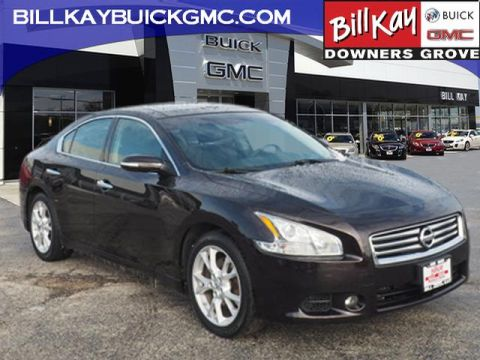 Pre-Owned 2014 Nissan Maxima 3.5 SV FWD 3.5 SV 4dr Sedan