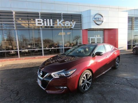 New 2018 Nissan Maxima Platinum FWD 4dr Car
