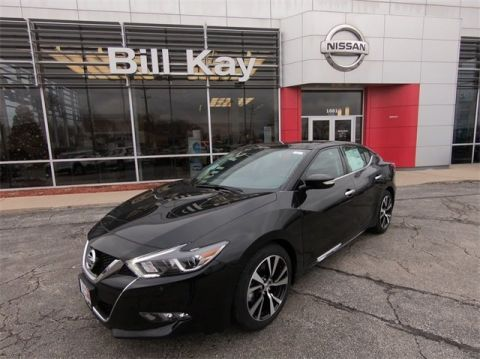 New 2018 Nissan Maxima SL FWD 4dr Car