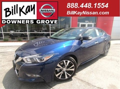 Pre-Owned 2018 Nissan Maxima Platinum FWD 4dr Car