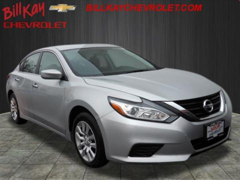 Pre-Owned 2017 Nissan Altima 2.5 S FWD 2.5 S 4dr Sedan (midyear release)