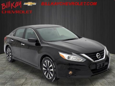 Pre-Owned 2017 Nissan Altima 2.5 SV FWD 2.5 SV 4dr Sedan