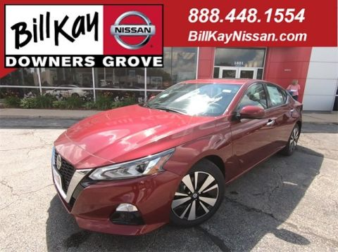 New 2020 Nissan Altima 2.5 SV FWD 4dr Car