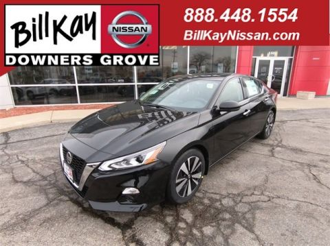 New 2019 Nissan Altima 2.5 SV FWD 4dr Car