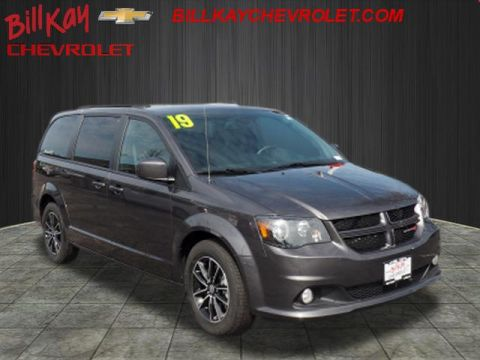 Pre-Owned 2019 Dodge Grand Caravan GT FWD GT 4dr Mini-Van