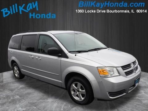 Pre-Owned 2009 Dodge Grand Caravan SE FWD Minivan