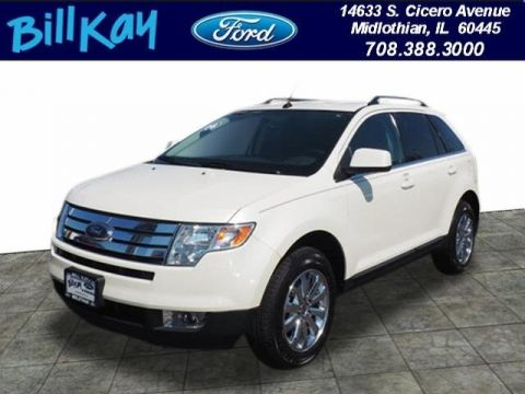 Pre-Owned 2008 Ford Edge Limited FWD SUV