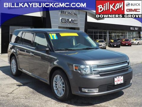 Pre-Owned 2017 Ford Flex SEL FWD SEL 4dr Crossover