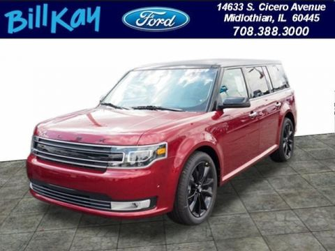 New 2019 Ford Flex Limited with Navigation & AWD
