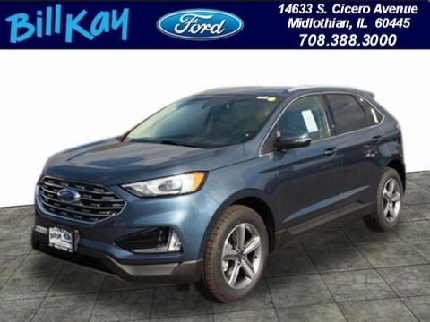 New 2019 Ford Edge SEL AWD