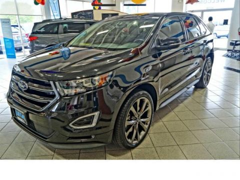 Pre-Owned 2015 Ford Edge Sport AWD AWD