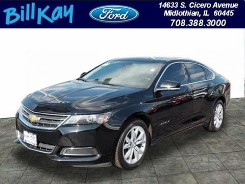 Pre-Owned 2016 Chevrolet Impala LT FWD Sedan