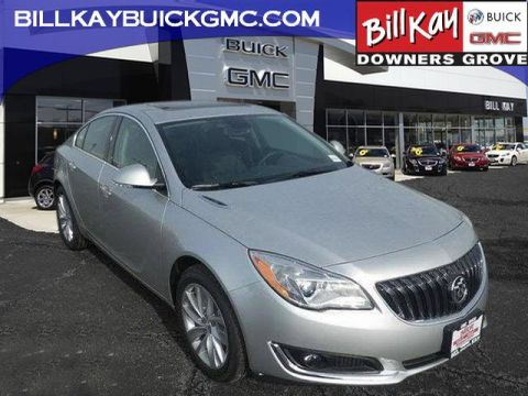 New 2016 Buick Regal Base FWD Base 4dr Sedan