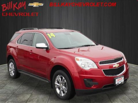 Pre-Owned 2014 Chevrolet Equinox LT 1LT AWD