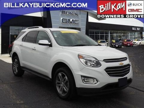 Pre-Owned 2016 Chevrolet Equinox LTZ AWD