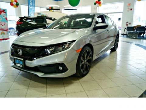 New 2019 Honda Civic Sport FWD Sedan