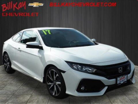 Pre-Owned 2017 Honda Civic Si FWD Si 2dr Coupe