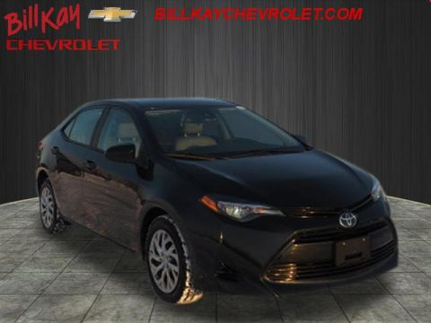 Pre-Owned 2018 Toyota Corolla LE FWD LE 4dr Sedan