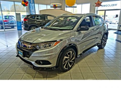 New 2019 Honda HR-V Sport AWD AWD