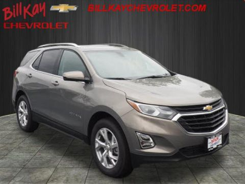 New 2018 Chevrolet Equinox LT 2LT 4WD