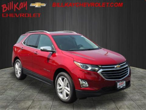 New 2019 Chevrolet Equinox Premier 4WD