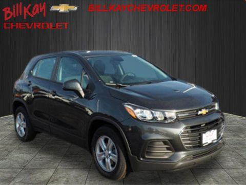 New 2019 Chevrolet Trax LS FWD LS 4dr Crossover