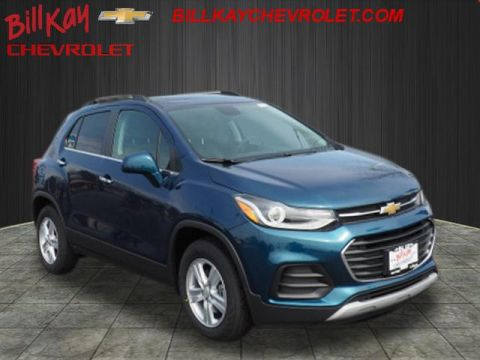New 2019 Chevrolet Trax LT FWD LT 4dr Crossover