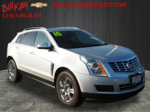 Pre-Owned 2016 Cadillac SRX Luxury AWD
