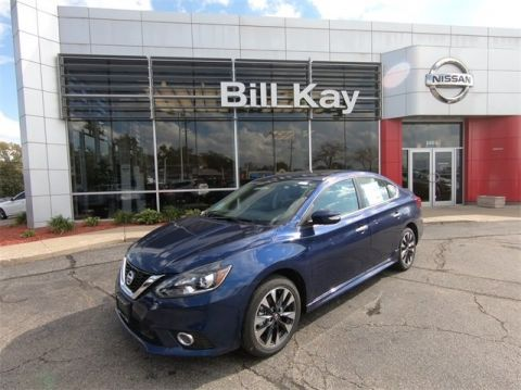 New 2019 Nissan Sentra SR FWD 4dr Car