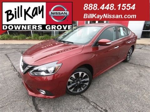 Certified Pre-Owned 2019 Nissan Sentra SR FWD 4dr Car
