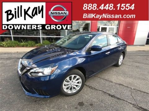 New 2019 Nissan Sentra SV FWD 4dr Car